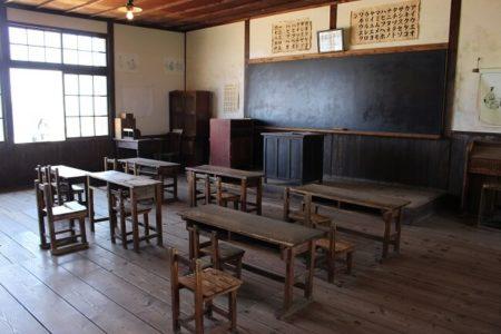 14.教室(セット)の写真
