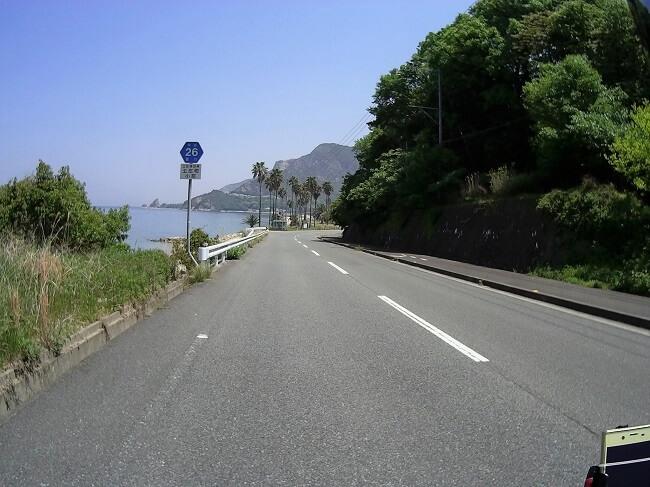 16.香川県道26号線沿いの写真