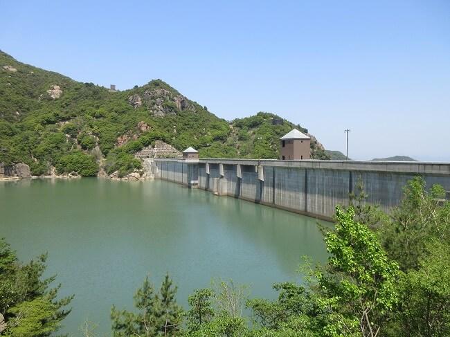 21.ダム湖の写真