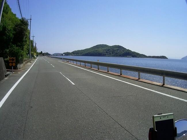 28.田ノ浦岬の海岸線の写真