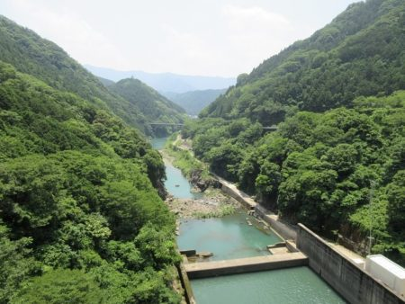 05.天端から眺める景色の写真
