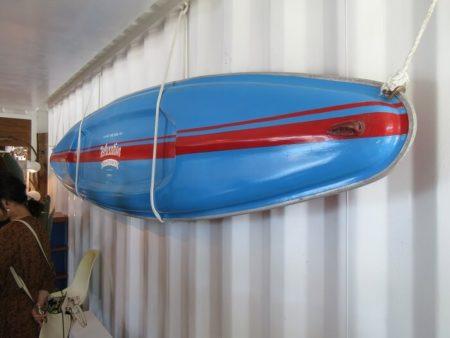 07.店内のボートの写真