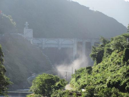 06.大滝ダムアップの写真
