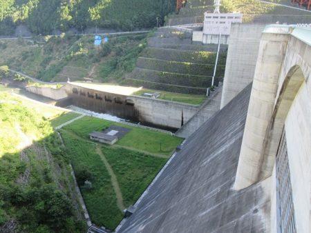 07.大滝ダムの写真