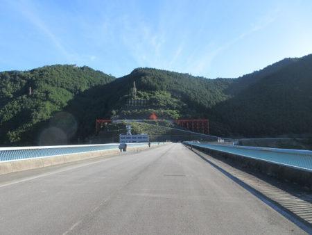 08.ダムの幅の写真