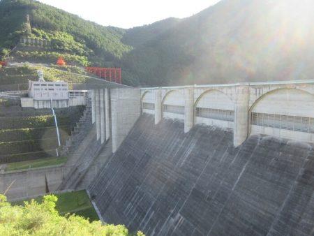09.大滝ダムの写真(2)