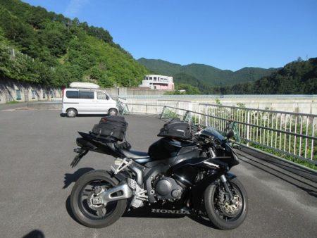 10.大滝ダム駐車場の写真