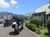 17.道の駅 紀伊長島マンボウとCBRの写真