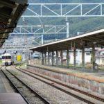 ツーリング先で天候不良 そんな時は公共交通機関を使え! 雨の信州 鉄道の旅
