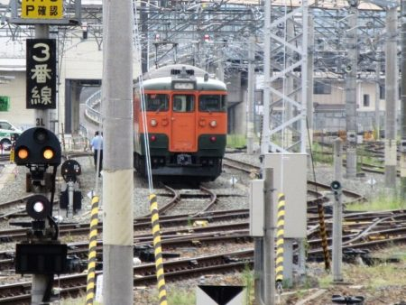 19.旧国鉄車両の写真(3)