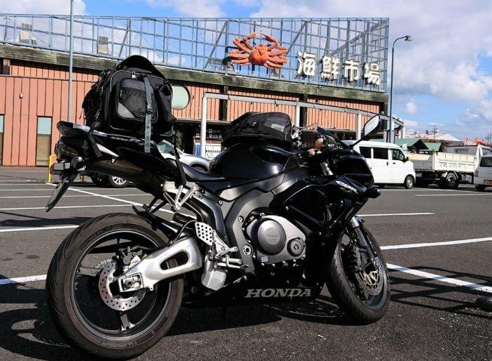 10.舞鶴港 とれとれセンターでの写真(2)