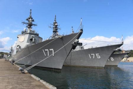 21.艦艇の写真