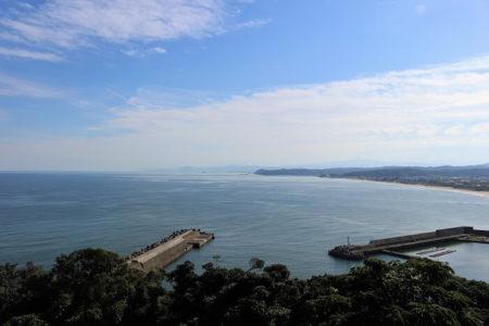 5鳥取砂丘方向の写真