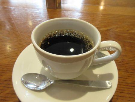 森のクレヨンのコーヒーの写真