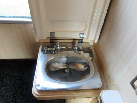 A個室(洗面台)の写真