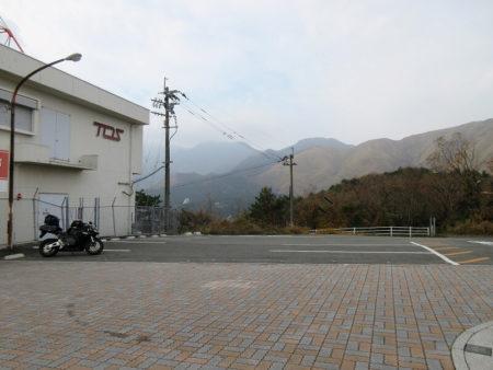 十文字原展望台 駐車場の写真2