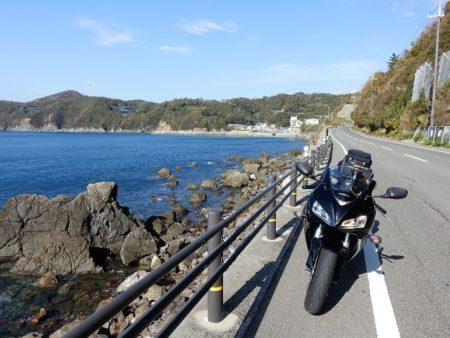 県道20号線の綺麗な写真(2)