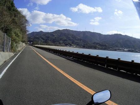 県道23号線沿い(海)の写真2