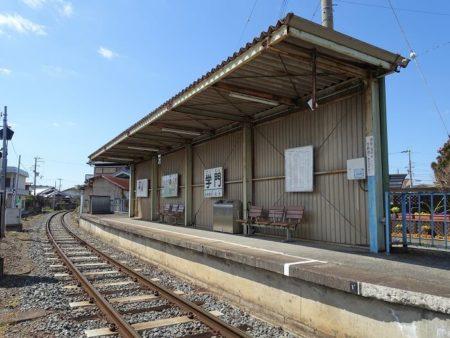 学門駅の写真
