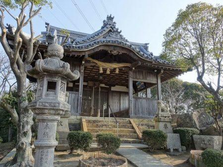 木庭神社の写真