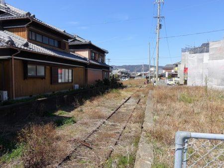旧日高川駅の写真