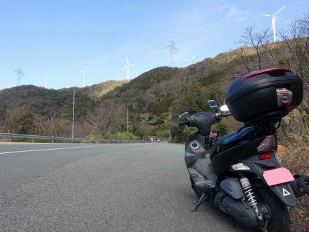 国道42号線(由良町付近)の写真