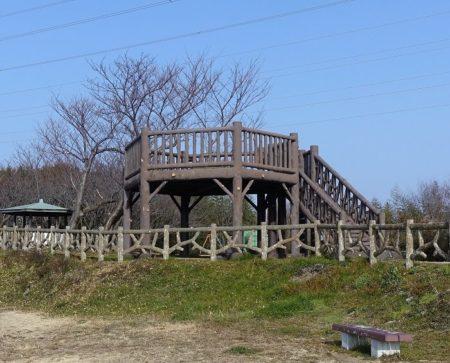 小赤壁公園展望台の写真