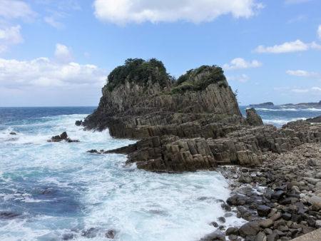 鉾島の写真