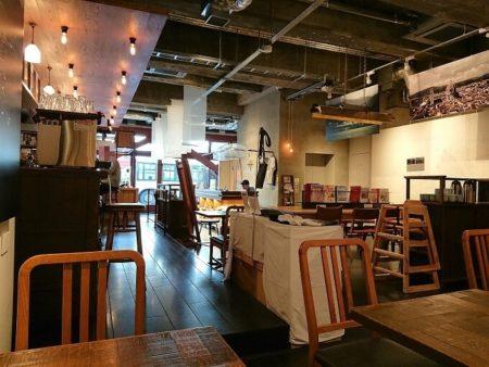 レストラン&フロントの写真