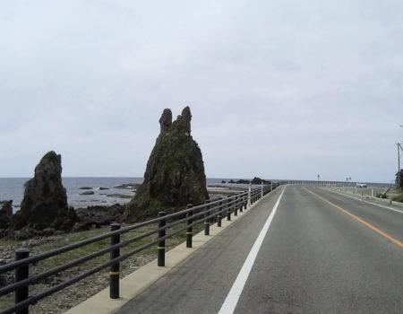トトロ岩の写真