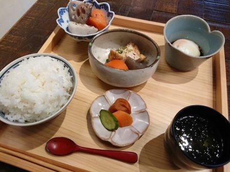 健康朝食の写真