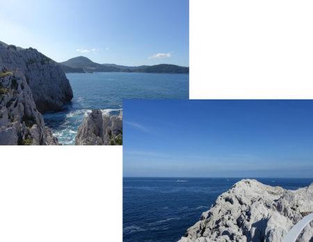 日本のエーゲ海と言われる光景の写真