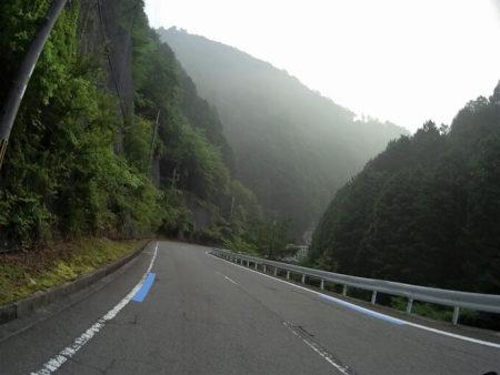 龍神スカイライン途中の写真