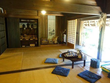 美山民族資料(座敷)の写真
