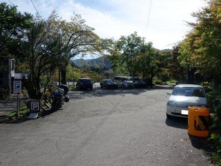 アグスタ駐車場の写真