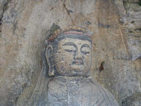 古薗石仏の写真