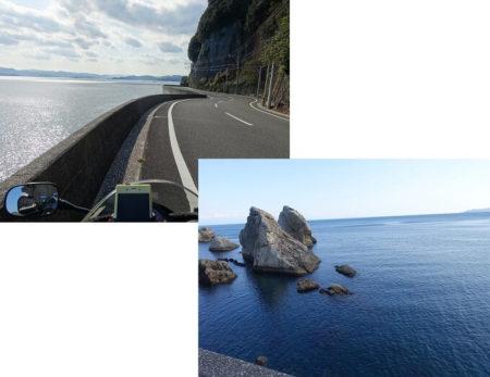 四浦半島(県道541号線沿い)の写真