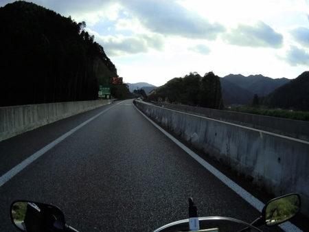 高速道路(佐伯付近)の写真