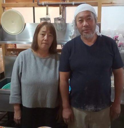岸井さんご夫婦の写真