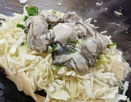 新鮮な牡蠣の写真