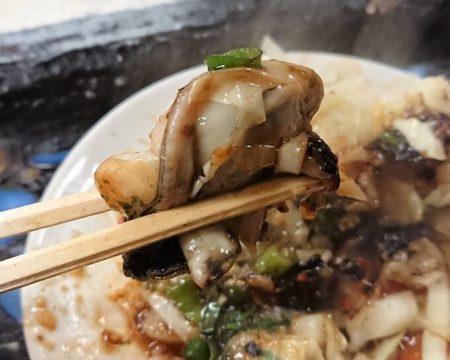プリップリの牡蠣の写真