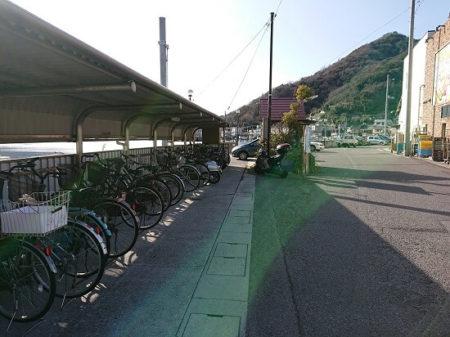 市営有料駐車場の写真