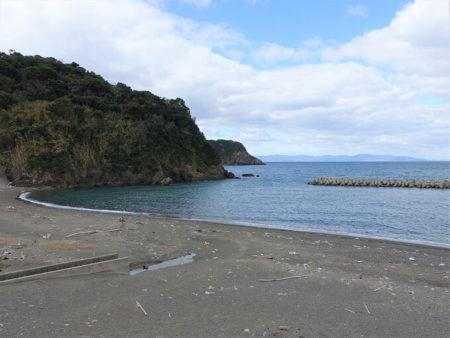 女の蒲海水浴の写真