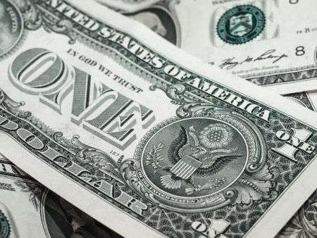 お金をイメージさせるための写真